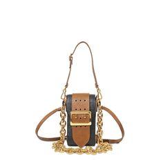 BURBERRY PRORSUM Ll Belt Oblong Bag. #burberryprorsum #bags #leather