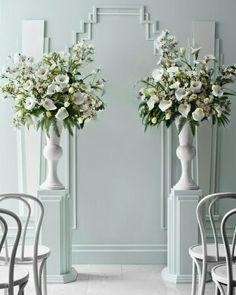 Flower pintu gerbang