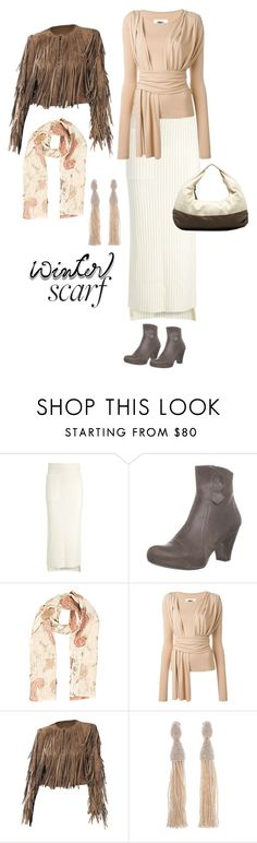 """Neutral Knits"" by simply-one ❤ liked on Polyvore featuring Joseph, Etro, MM6 Maison Margiela, BCBGMAXAZRIA and Oscar de la Renta"