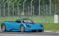 Assetto Corsa - Pagani Zonda C12 - Imola
