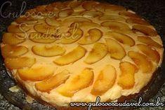 Receita Torta de Maçã ou Tarte Tatin