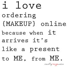 What are your online makeup shopping habits?