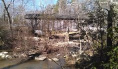 Old Covered Bridge (Sheri Moroe Photos)