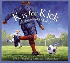 the soccer alphabet
