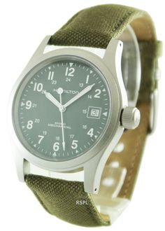 Hamilton Khaki Field Mechanical H69419363. Awesome watch that normally costs more but here is on sale. $430.