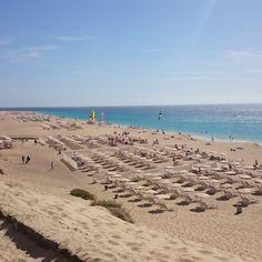 Fuerteventura Jandia Wetter