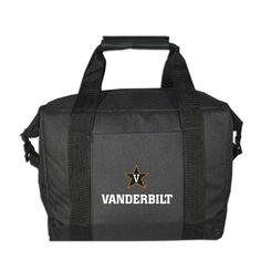 VANDERBILT COMMODORES ,SOFT SIDED, INSULATED KOOLER BAG FROM KOLDER  #Vanderbilt