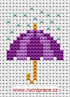 Free cross stitch patterns and charts - www.free-cross-stitch.rucniprace.cz                                                                                                                                                                                 More
