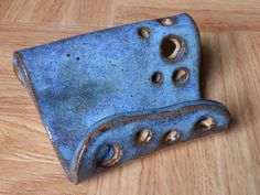 clay business card holder only $10.00!!! Super cool.