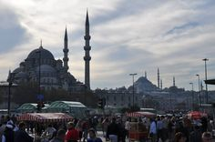 Travel & Food: 10 Things to Eat & Drink in Istanbul - Turkey Istanbul Turkey, No Time For Me, Taj Mahal, Places To Visit, Middle, Culture, Drinks, Eat, Amazing