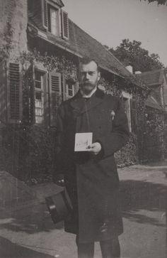 Император Николай II. Вольфсгартен.  » Нажмите для увеличения Emperor Nicholas II Volfsgarten