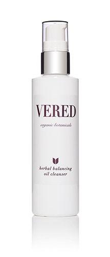 VERED Herbal Balancing Oil Cleanser $64