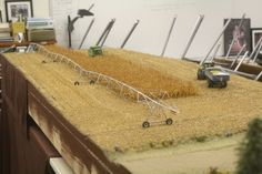 Nebraska Corn Display - The Best Of 2014 - The Toy Tractor Times Online Magazine