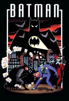 Batman and Joker's Antics