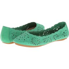 Miz Mooz Parvati Women's Slip on Shoes ($63) ❤ liked on Polyvore featuring shoes, green, slip on shoes, suede shoes, floral slip on shoes, floral print flat shoes and suede flat shoes
