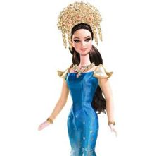 Sumatra Indonesia Barbie Doll (Dolls of the World) 2007