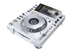 i WANT!!! Pioneer CDJ-2000 Limited (White).