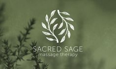 massage therapy business logos - Google Search