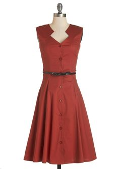 Knack for Numbers Dress