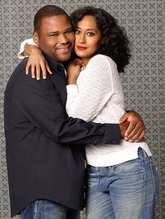 """The 15 New TV Shows You Have to Watch This Fall   BLACK-ISH   Sept. 24, ABCAnthony Anderson (left, with costar Tracee Ellis Ross) is psyched to bring a black family comedy back to network TV – but he hopes viewers of all backgrounds identify with this sitcom, which centers on a father raising his kids in a life of privilege he didn't have as a child. """"This show isn't about being black,"""" he says. """"It's about the '-ish' everyone deals with."""""""