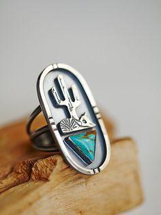 Desert Dreamer Ring
