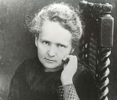 Marie Curie (1867 – 1934) – Polish / French scientist. Curie was the first women to receive the Nobel Prize and the first person to win the Nobel Prize for two separate categories. Her first award was for research into radioactivity (Physics 1903). Her second Nobel prize was for Chemistry in 1911. A few years later she also helped develop the first X ray machines.