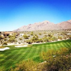 The most important shot in golf is the next one! | The Westin La Paloma Resort & Spa