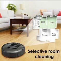 iRobot Roomba i7 robotporszívó (i715840) Handheld Vacuum Cleaner, Cordless Vacuum Cleaner, Vacuum Cleaners, Cheap Vacuum, Hard Floor, Living Room Kitchen, How To Clean Carpet