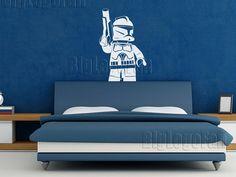 awesome lego clone trooper vinyl