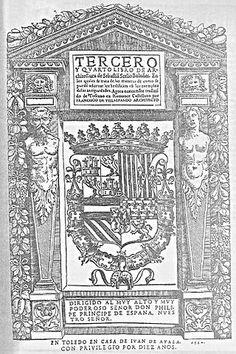 """24. SERLIO, libro III  """"LOS OCHO LIBROS DE ARQUITECTURA"""". EDICION ESPAÑOLA DE…"""
