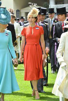 Princess Mary at Royal Ascot
