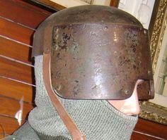 Practically medieval helmet - Italian