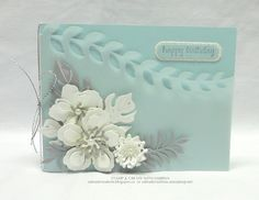 Stamp & Create With Sabrina: Botanical Builder Card 4