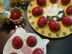 Easter Crafts, Plastic Cutting Board, Cherry, Food And Drink, Fruit, Prunus