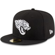 NFL Jacksonville Jaguars Men s New Era B-Dub 59Fifty Fitted Hat  Jacksonville Jaguars Hat 057293ee1fa