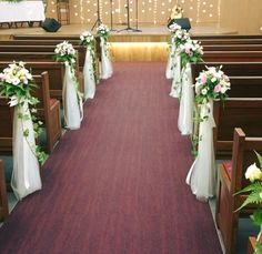 All Saints – Dandelion – Flowers Flowers Country Church Weddings, Church Wedding Decorations Aisle, Wedding Reception Chairs, Church Wedding Flowers, Pink Wedding Decorations, Wedding Pews, Church Wedding Ceremony, Tall Wedding Centerpieces, Chapel Wedding