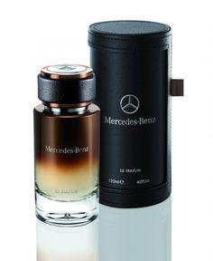Mercedes-Benz : et maintenant le parfum de luxe !