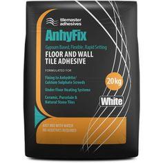 For the very best deal on Tilemaster Anhyfix tile adhesive Buy at Horncastle Tiles TileDealer.co.uk
