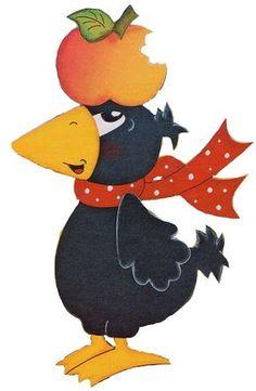 Kreatív gyűjteményem: Ötletek őszi dekorációhoz 2. Fall Door Decorations, School Decorations, Fall Decor, Hobbies And Crafts, Diy And Crafts, Paper Crafts, Autumn Art, Autumn Theme, Playground Painting