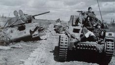 Untitled — panzerpinp:    Panzerkampfwagen 38(t) rolling past...