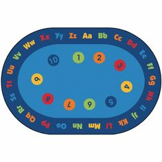 Circletime Early Learning Rugs