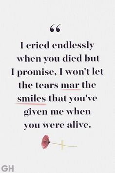 These Beautiful Quotes Will Help Comfort Anyone Who's Lost Their Mother Loss of Mother Quotes I Cried Endlessly<br> She's not physically here anymore, but her love and light live on forever. Dad Quotes, Quotes To Live By, Good Mom Quotes, Tears Quotes, Remember Quotes, Friend Quotes, Loss Of Mother Quotes, Mother Quotes Images, Mother Father Quotes