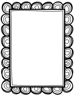 Printable page borders for the love of teaching pinterest borders spiritdancerdesigns Gallery