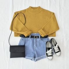 Korean Fashion Sets- Outfit ideas for Autumn ...