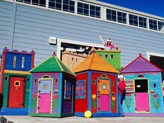 Barbara Butler-Garden Playhouse: Playhouses on parade-Extraordinary Play Structures for Kids
