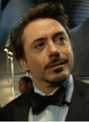 Have you seen him smile yet? | 32 Reasons Robert Downey Jr. Is The Most Perfect Man In The Universe