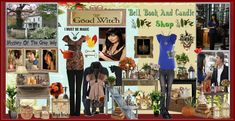 The Good Witch - From The Hallmark Channel Hallmark Good Witch, Halmark Movies, The Good Witch Series, Home And Family Crafts, Witch Shop, Witch Outfit, Character Inspired Outfits, Witch Decor, Witch Fashion