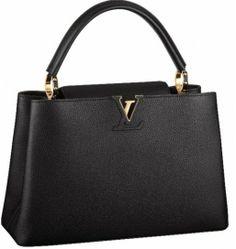 Capucines Bag Louis Vuitton - #bags #bag