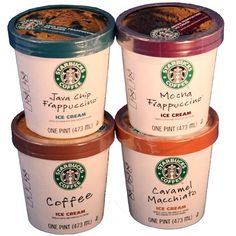 Starbucks Ice Cream: New $1 Printable Coupon ❤ liked on Polyvore featuring food, fillers, starbucks, food and drink and comida