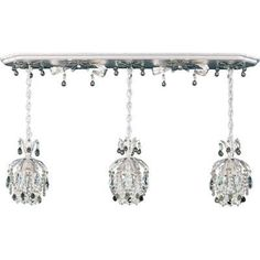 Schonbek Rondelle 3 Light Kitchen Island Pendant Finish / Crystal Color: Heirloom Gold / Amethyst